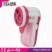 adjustable portable modern style battery operated lint remover