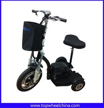 CE 48v old disable helpful 500w powered bajaj electric scooter