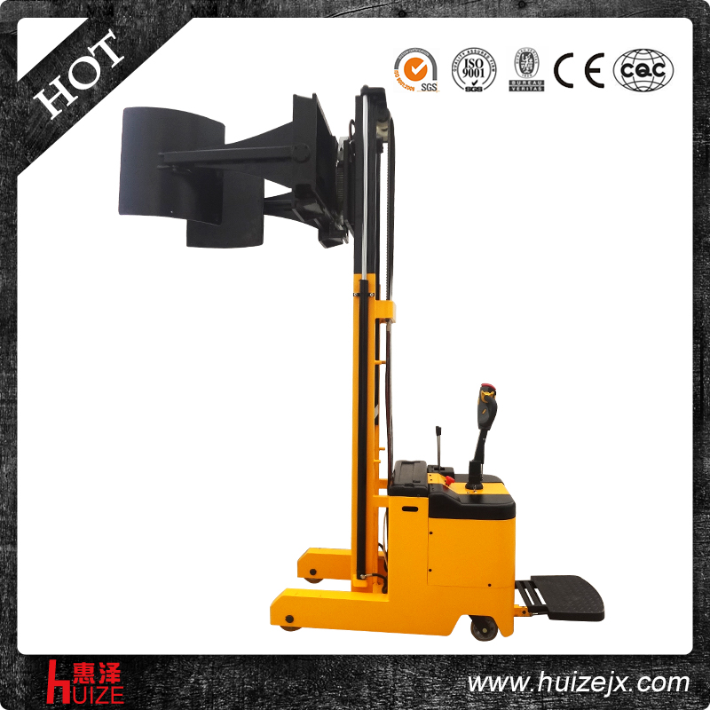 Paper Roll Handling Equipment: Hand Walkie Electric Lift Paper Roll Handling Lifting
