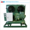 Refrigeration Equipment Bitzer Air Cooled Condensing Unit For Cold Room Storage