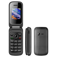 In Stock Wholesale 1.77 Inch Dual SIM Card Cheap Phone Flip Mobile Phone
