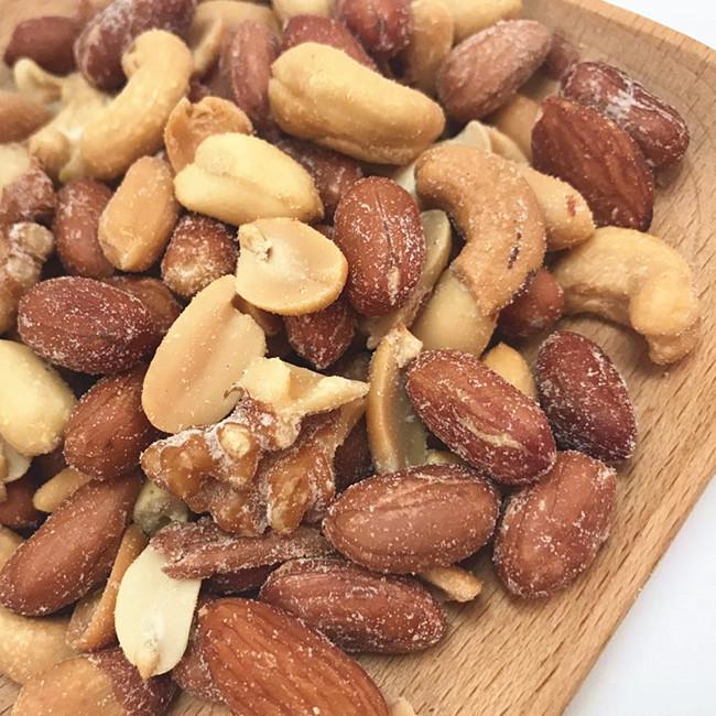 Brazil nuts almonds cashew nuts walnuts trail mix nuts
