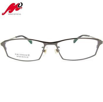 fdf00d1521 Titanium optical frame Wholesale eyeglass frames Latest glasses frames for  girls