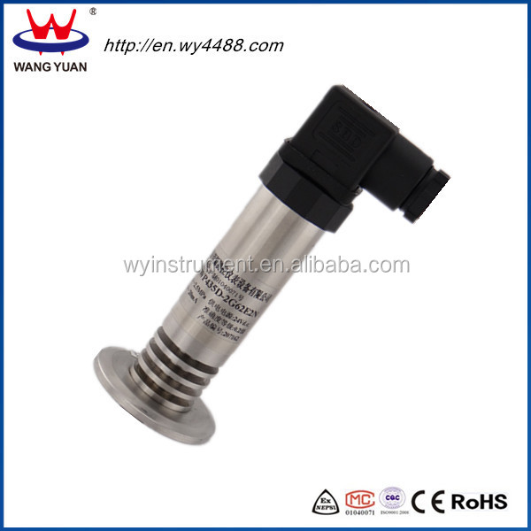 Cheap thin film pressure sensor