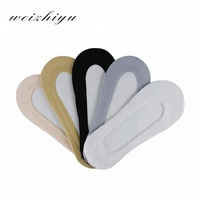 wholesale non skid elite invisible gel short novelty woman socks