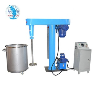 30kw Chemical liquid Coating mixing Dispersion dissolver