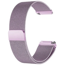 Luxury Stainless Steel Milanese Loop Bracelet Watch Band For Apple Watch