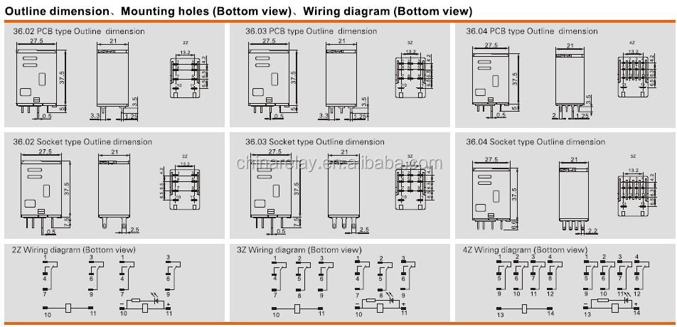 14 pin relay diagram cancigs com Cube Relay Wiring Diagram