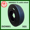 Best chinese tyre brand wonray solid rubber tire 4.00-8 for trailer with good price