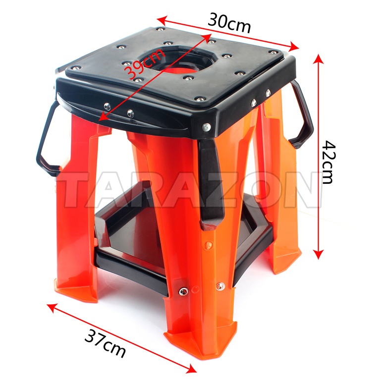 Off-road Bike ABS-Plastic New Design Motorcycle Racer Work Stand for KTM