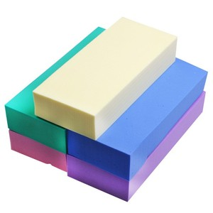 Brick Square Shaped PVA Bath Sponge Block For Household Cleaning And Car Washing