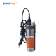 STARFLO 12LPM solar water pump system / 12 volt submersible water pump in Uganda