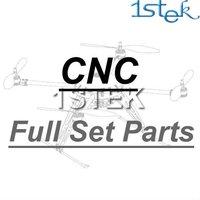 Quad copter CNC Parts