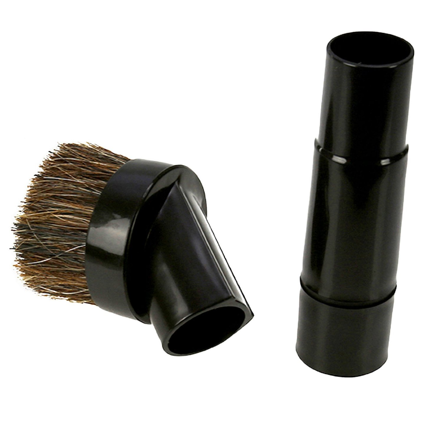 First4Spares Premium Soft Dusting Brush and Adapter Set for Upright & Canister Vacuum Cleaners