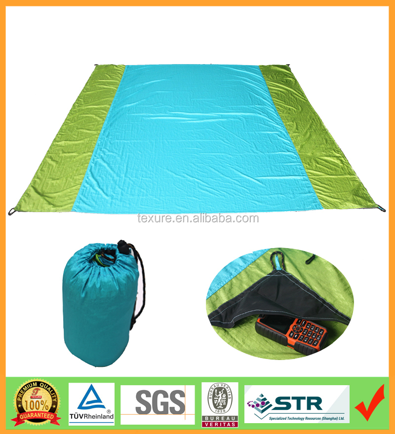 Oversized Summer Camping/ Lightweight Compact Beach Blanket for Hiking hangzhou