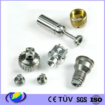 CNC Lathing Customized Stainless Steel Compressor Engine Dish Piston