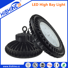 2017 distinctive design waterproof IP65 Grade CE UL round crown industrial high bay led lighting