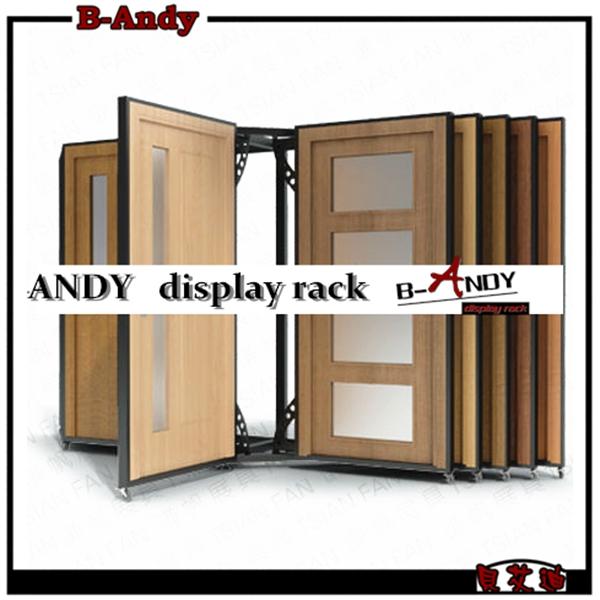 Beautiful Wood Door Display Stand, Wood Door Display Stand Suppliers And  Manufacturers At Alibaba.com