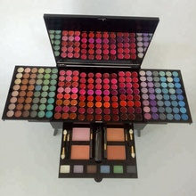 high quality 180 colors piano shape makeup kits