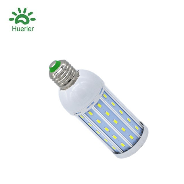 Led energy saving light bulb aluminum shell smd5730 12v/24v 12 watt led corn light