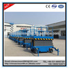 Mobile Hydraulic/electric hydraulic motorcycle lift