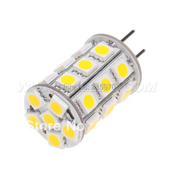 buy free shipment led corn bulb 27led 5050 smd dc12v 4w. Black Bedroom Furniture Sets. Home Design Ideas
