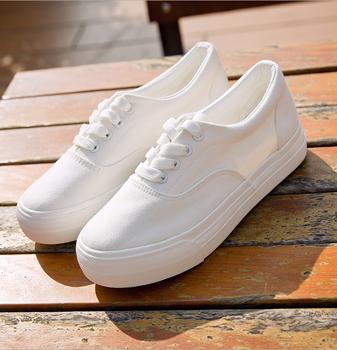 16f10e9ff0b2 c10168a 2018 latest design sneakers women canvas casual shoes