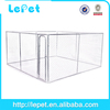 low MOQS galvanize tube fashion dog gate