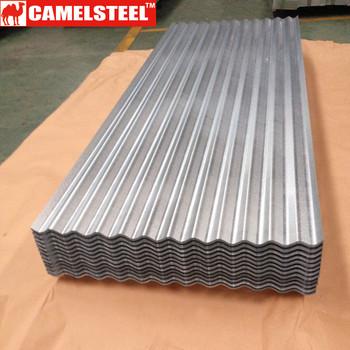 Size Of Plain Gi Corrugated Roofing Sheet Philippine