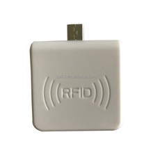 Medium and low frequency IC card reader, Android mobile phone, super small portable RFID , USB OTG power supply.