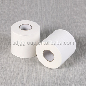 100% Virgin Wood Pulp Core Roll Bathroom Tissue