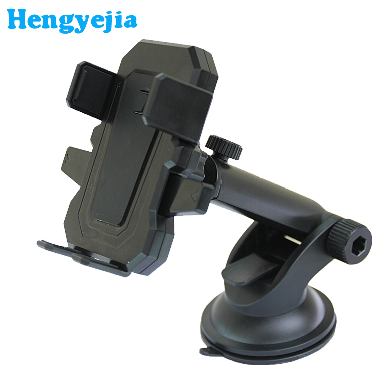 Hottest Product 360 Rotating Stretchable Arm <strong>Car</strong> Mount <strong>Phone</strong> <strong>Holder</strong> For <strong>Car</strong> Telescopic One Touch <strong>Car</strong> <strong>Holder</strong>