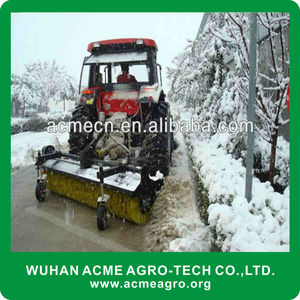 SX Series Tractor 3 Point Hitch Snow Sweeper