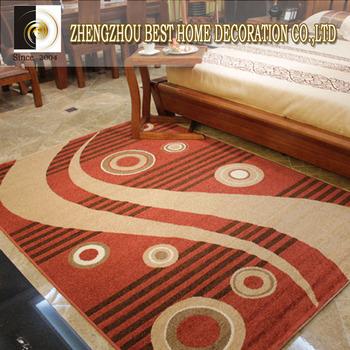 color rojo oriental alfombras modernas alfombras a granel para saln - Alfombras Modernas