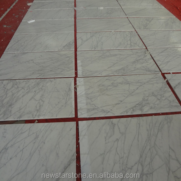 Newstar White Marble Floor Design
