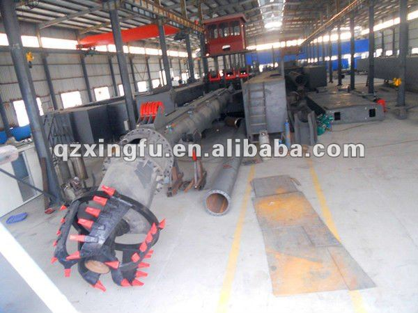 8 inch--20 inch sand mining dredger ship in china