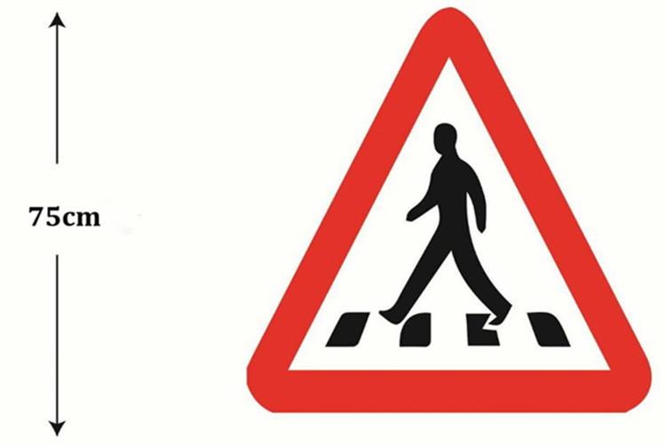 Super Screen Printing Road Traffic Sign
