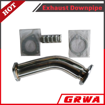 High quality stainless steel exhaust downpipe for Toyota JZX100