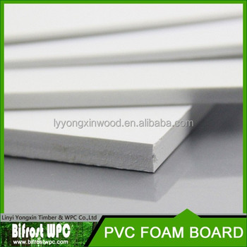 Quality And White Pvc Foam Board Non Combustible Wall Slab Interlocking