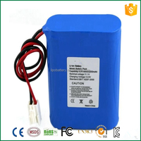 durable and waterproof lifepo4 12 volt battery lithium battery pack 12v 20ah for solar street light