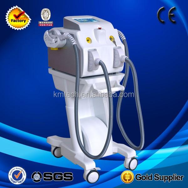 2 in 1 High quality shr ipl/shr ipl hair removal/ipl shr hair removal machine(CE, ISO,TUV)