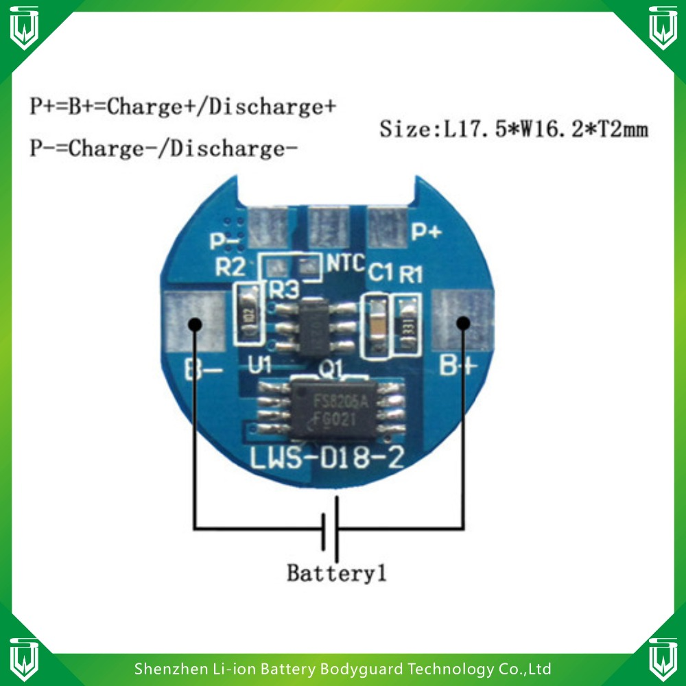 Electronic Circuit Board Pcb Designpcb Layout Lws D18 21s Buy Battery Overdischarge Cut Off Electronics Design Boardpcb Product On