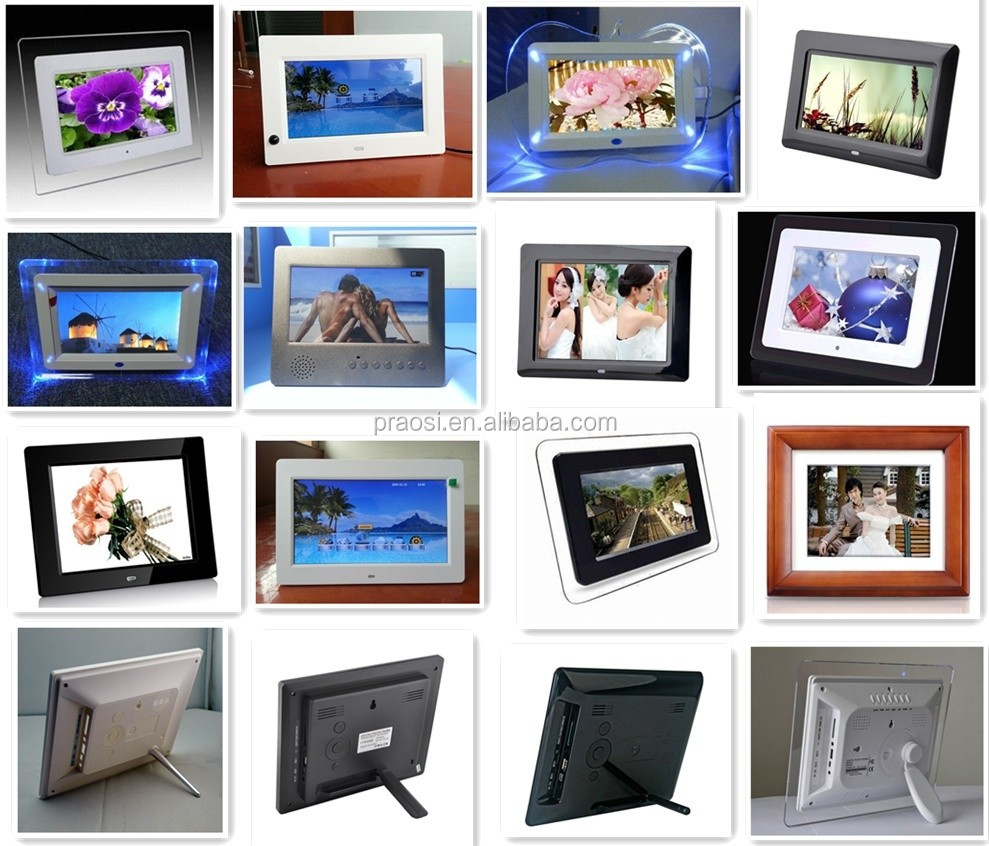 7 8 10 12 13 14 15 17 19 21.5 23.6 26 inch digital photo frame(WIFI,battery,touch screen wall mounted)