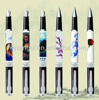 Thin Ceramic Pens silver