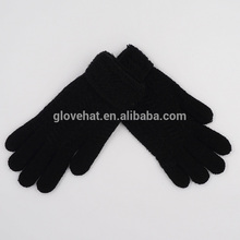 High Quality Wholesale Custom Cheap Magic knitted Touch Screen Gloves Ladies