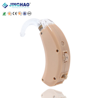 Hot selling clear voice open fit bte hearing aids appliance for ear impaired