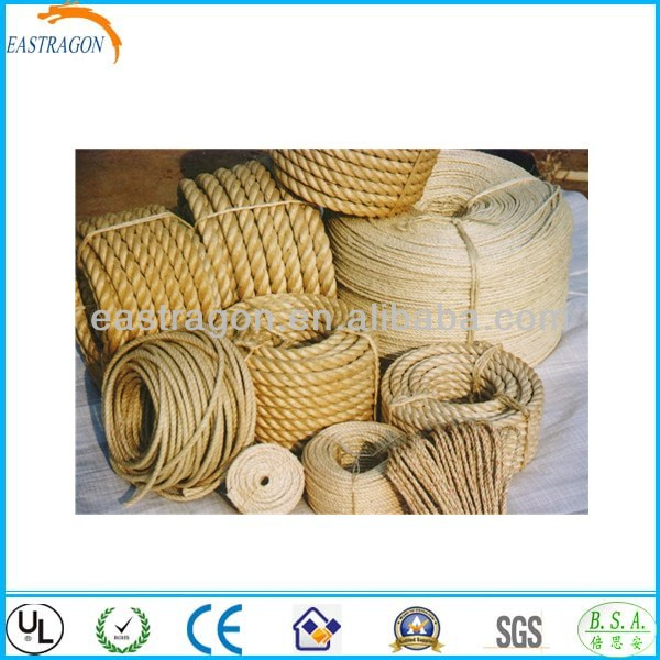 Manila Rope Twisted 6mm, 8mm, 10mm, 12mm