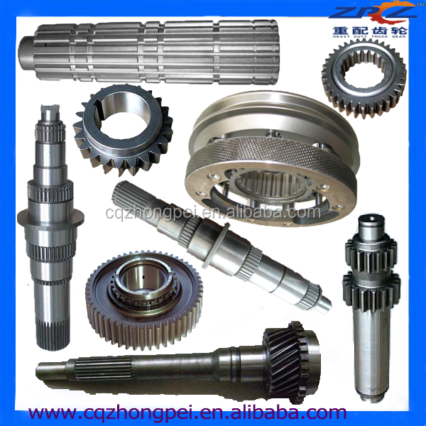 Vehicle Differential Axle From China Supplier