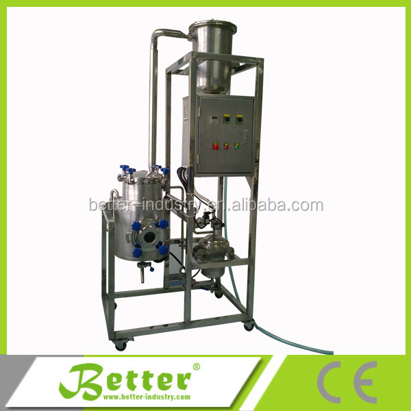 China Online Shopping Steam Distillation Plant For Mentha Oil