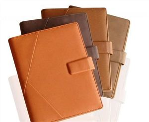 High Quality Free Sample Custom Printed PU Leather Notebook Cheapest